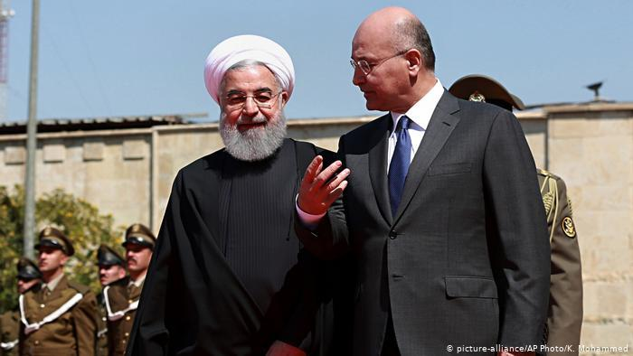 The toppling of Hussein's regime by the U.S. in 2003 ushered in a new era in the Middle East. Relations between Iraq and Iran have improved since then and the two countries increasingly co-operate economically, culturally and socially