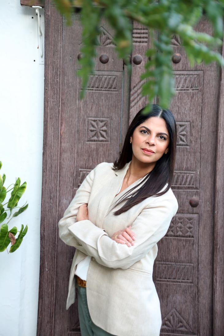 Maha Suleiman Barakat Al Lamki (photo: Pascal Mannaerts)