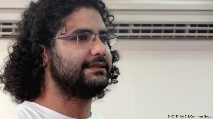 Alaa Abdel Fattah, Egyptian human rights activist