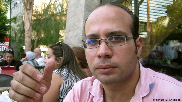 Ahmed Maher, Egyptian human rights activist
