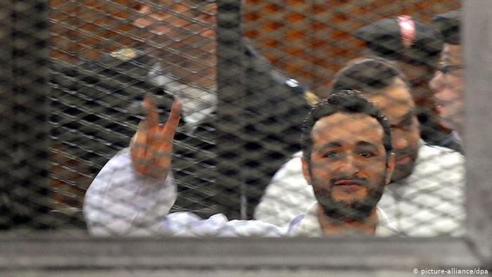 Ahmed Douma, Egyptian human rights activist