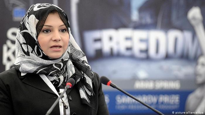 Asmaa Mahfouz, Egyptian human rights activist