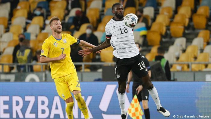 UEFA Nations League   Ukraine vs. Germany   1st goal Germany