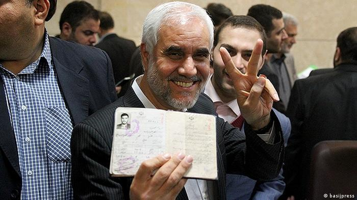 Mohsen Mehralisadeh was head of the National Sports Organization under President Khatami (1997-2005). In 2005, the politician, now 66, ran for president, but was initially disqualified and then admitted after the religious leader intervened, probably with the intention of increasing voter turnout. The winner of the election was Mahmoud Ahmadinejad