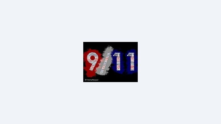 9/11 graphics (image: Naiyyer/DW)