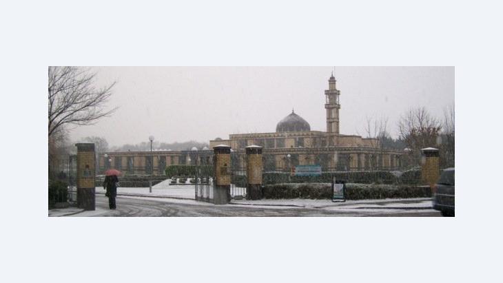 The Islamic Cultural Centre of Ireland (photo: Joseph Burke)