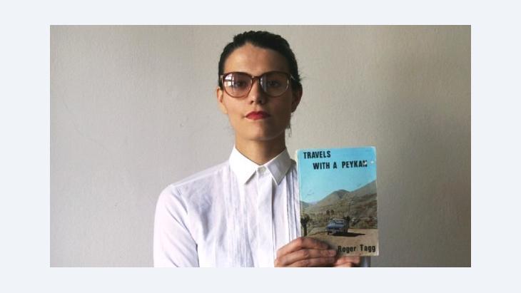 Anahita Razmi, The Paykan Project, 2010/11 (© Anahita Razmi)