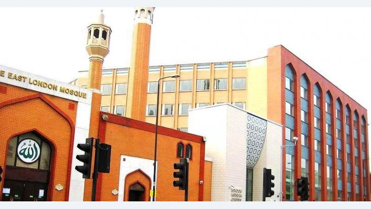 The centrepiece of Muslim life in Tower Hamlets is the one hundred and one year old East London mosque (photo: Wikipedia /Creative Commons)