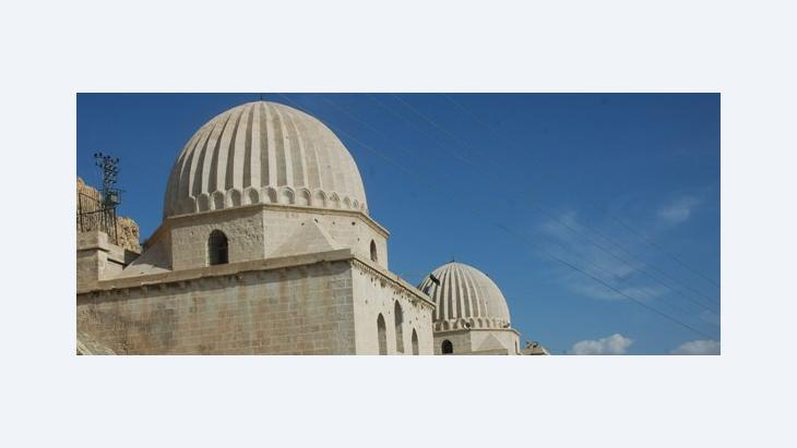 Zinciriye Madrasa in the old city of Mardin (photo: Sonja Galler)