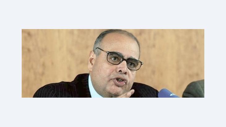 Nasr Hamid Abu Zaid (photo: Ikhlas Abbis)