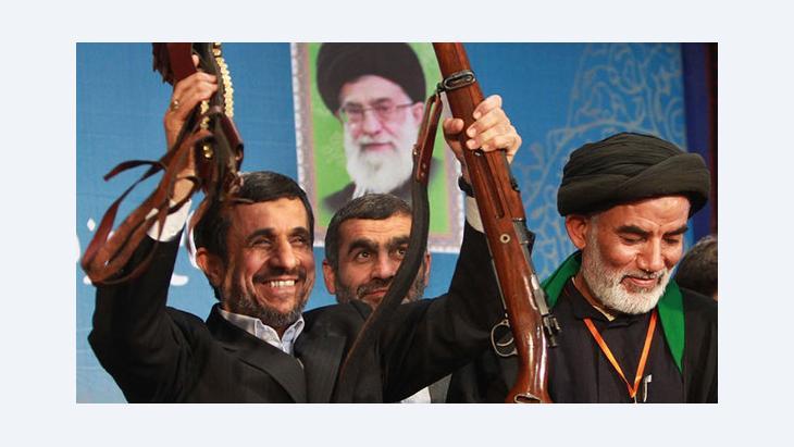 Mahmoud Ahmadinejad (photo: IRNA)