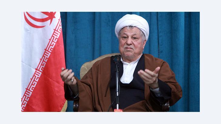 Ali Akbar Hashemi Rafsandjani (photo: ILNA)