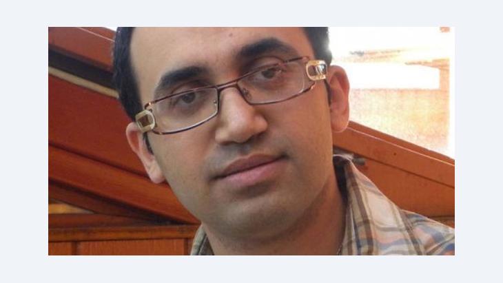 Arsham Parsi (photo: public domain)