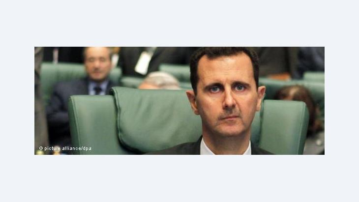 Bashar Al Assad (photo: dpa)