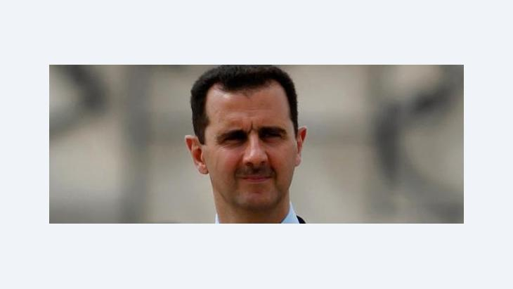 Bashar Al-Asad (photo: AP)