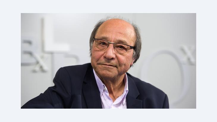 Bahman Nirumand (photo: dpa)