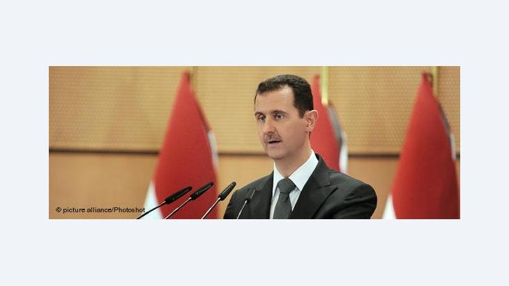 Bashar Al Assad (photo: AP)