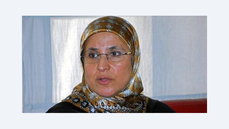 Bassima Hakkaoui (photo: DW)