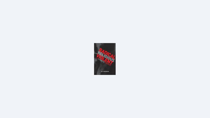 "Cover ""New Economics of Terrorism"" (source: MIT Press)"