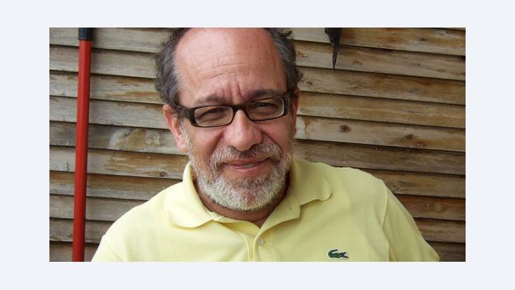 The Turkish writer Mario Levi (photo: dpa)