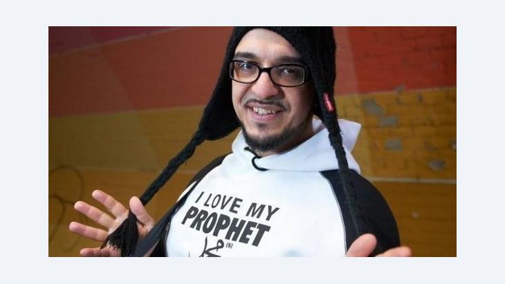 Melih Kesmen of 'Style Islam' designs Islamic fashion (courtesy: Melih Kesmen)
