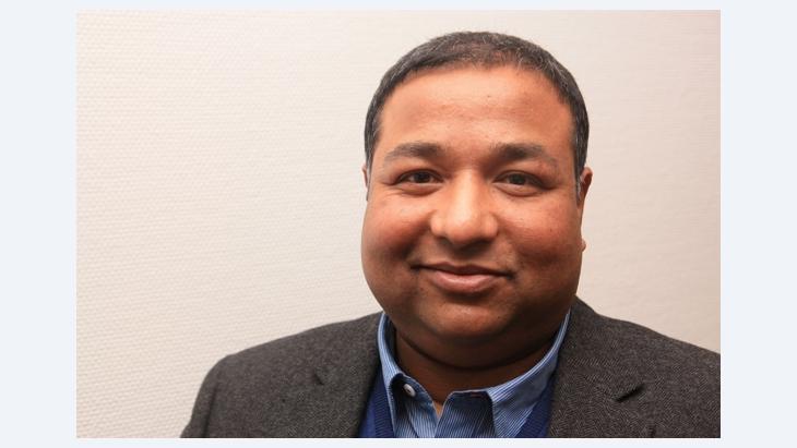 Dilwar Hussein (photo: Jan Kuhlmann)