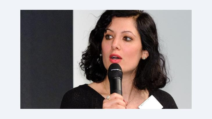 Naika Foroutan (photo: Böll Stiftung / Wikipedia)