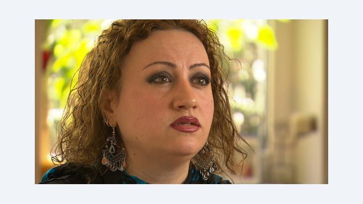 Rosa Yassin Hassan (photo: DW)