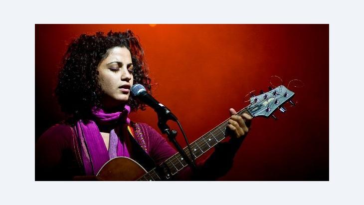 Emel Mathlouthi (Photo: Emel Mathlouthi)