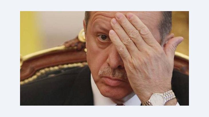 Turkey's Prime Minister Erdogan (photo: Reuters)