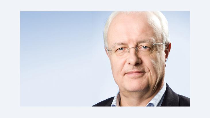 Professor Henner Fürtig is director of the GIGA Institute of Middle East Studies in Hamburg (photo: Werner Bartsch)