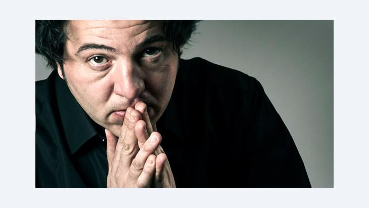 The Turkish pianist Fazil Say (photo: dpa/picture-alliance)