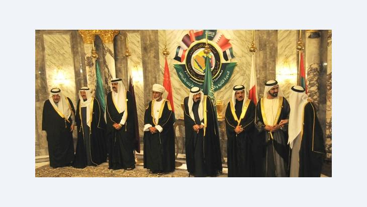 Meeting of the Gulf Cooperation Council (photo: dpa)
