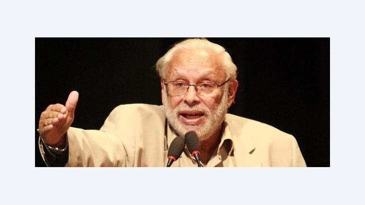George Ishak (photo: EPA)