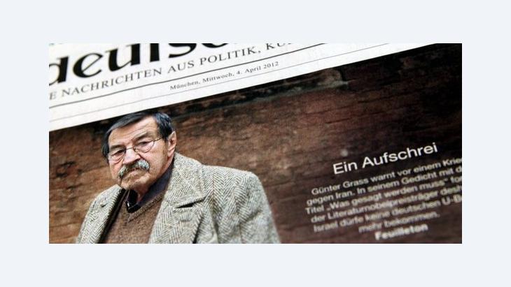 Günter Grass (photo: dpa)