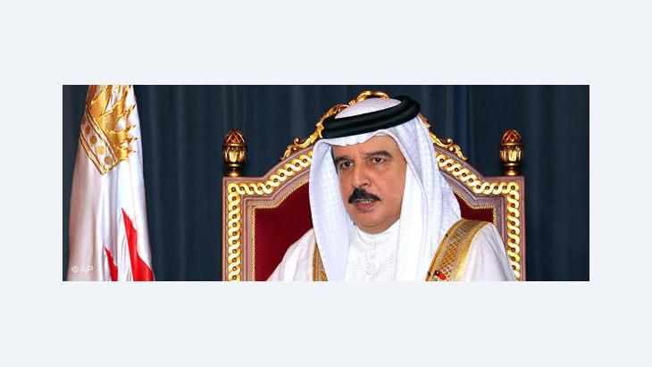 Hamid Khalifa, King of Bahrain (photo: AP)