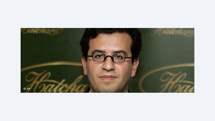 Hisham Mattar (photo: AP)