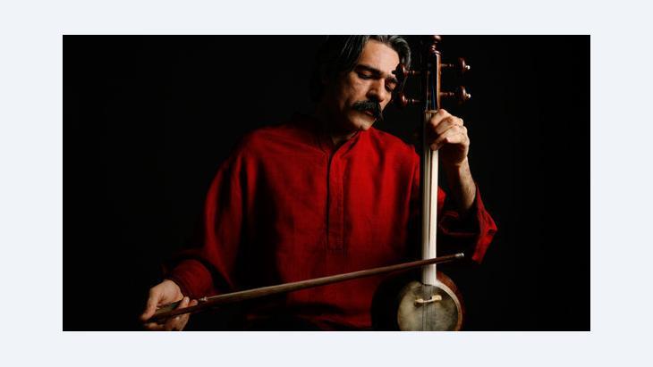 Kayhan Khalor auf dem Morgenland-Festival in Osnabrück (photo: Morgenland Festival Osnabrück)