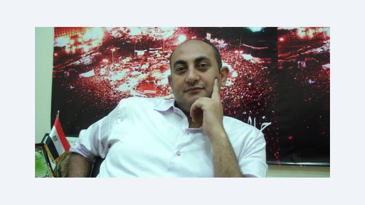 Khaled Ali (photo: Susanne Schanda)