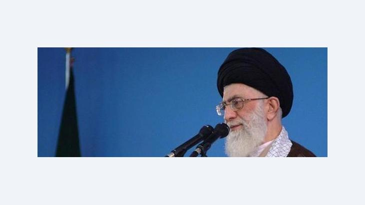 Ali Khamenei (photo: AP)