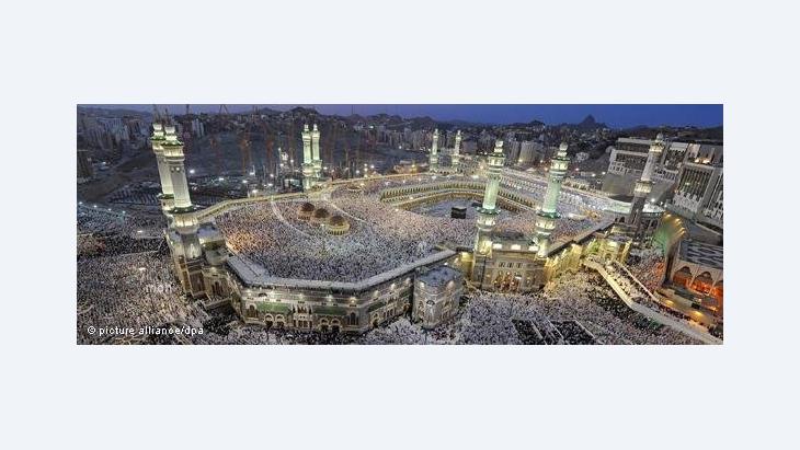 Mecca (photo: picture-alliance/dpa)