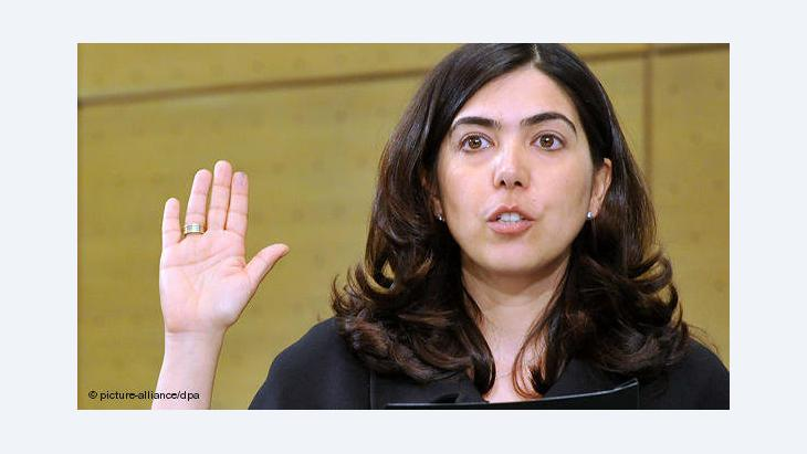 Aygül Özkan, Lower Saxony's minister for Social Welfare and Integration Affairs (photo: dpa)