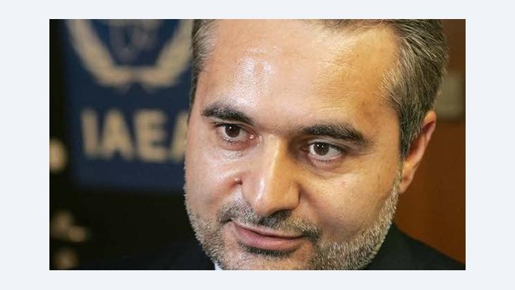 Seyed Hossein Mousavian (photo: Reuters)