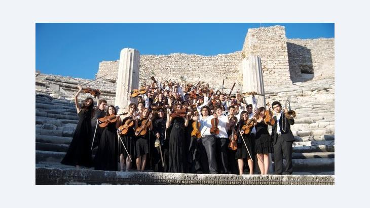 The Turkish National Youth Philharmonic Orchestra (photo: beethovenfest.de)