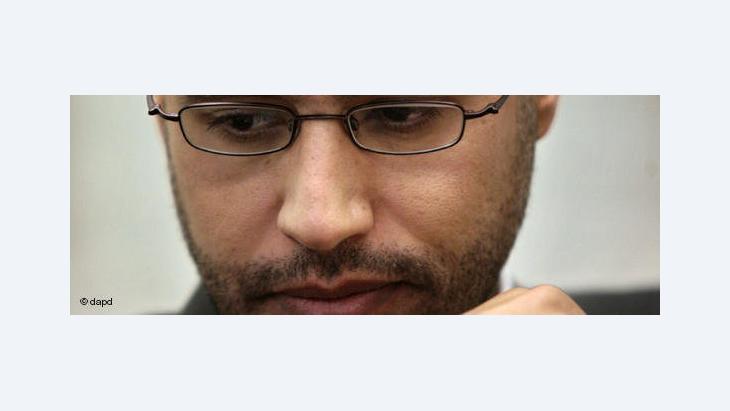 Saif al-Islam Gaddafi (photo: dapd)