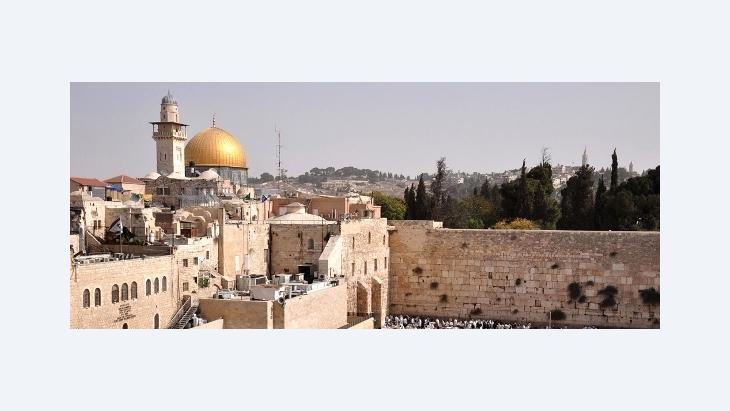 Jerusalem and th Western Wall (photo: Fotolia)
