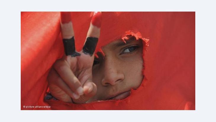 Demonstration in Yemen (photo: dpa/picture alliance)