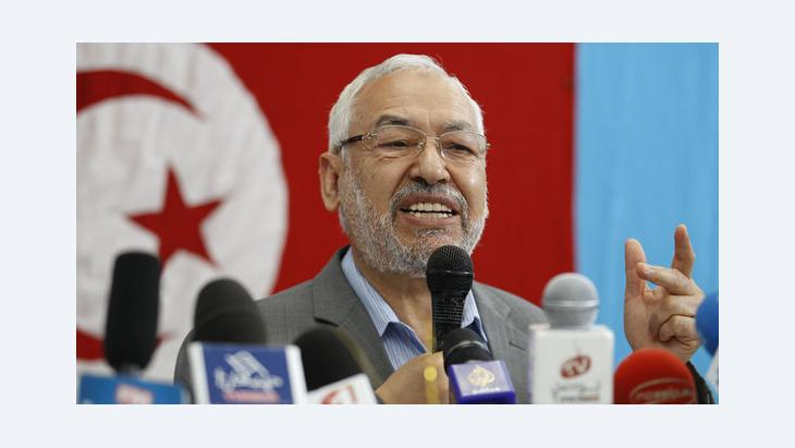 Rachid Ghannouchi (photo: Reuters)