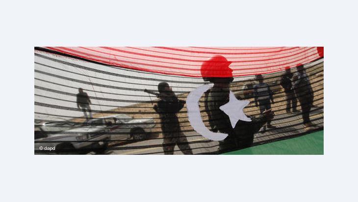Libyan rebels (photo: dapd)