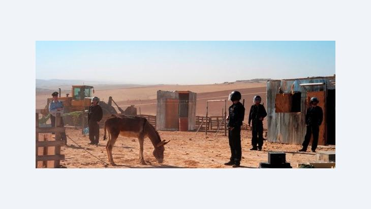 Scene from ''Sharqiya'' (photo: Amit Berlowitz / DETAiLFILM)